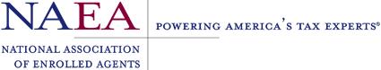 LETTER NAEA logo