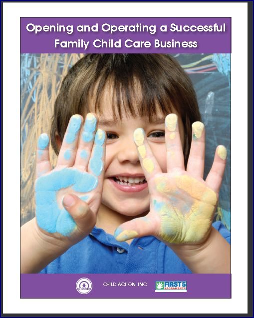Opening and Operating a Successful Child Care Business Cover Snippet
