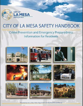 City of La Mesa Safety Handbook