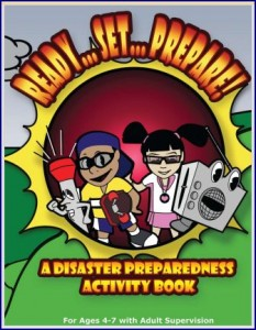 Ready...Set...Prepare! FEMA Disaster Preparedness Activity Book