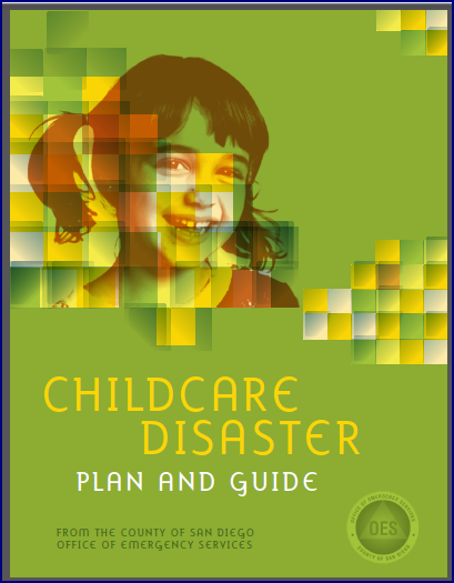 Child Care Disaster Planning Guide for San Diego
